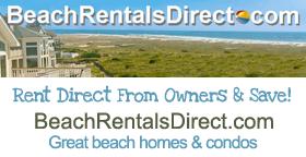 Beach Rentals Direct