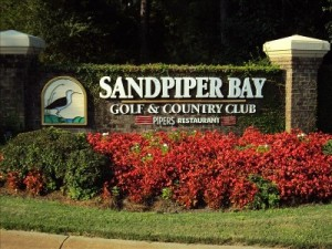 Sandpiper Bay Golf