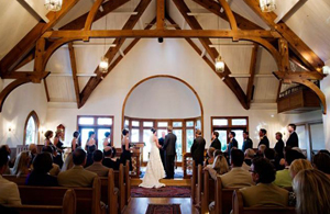 Bald Head Chapel Sunset Beach Wedding Venues
