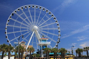 Myrtle Beach Skywheel Vacation Planning Guide