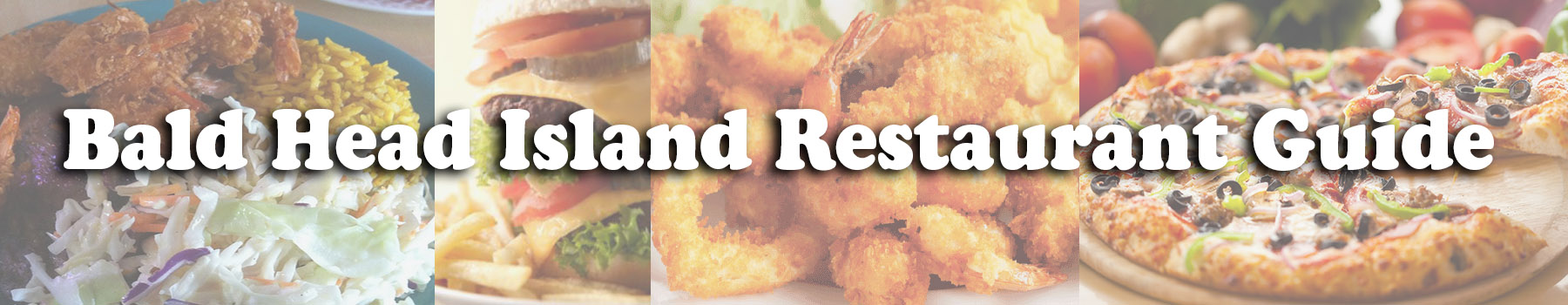 Bald Head Island NC Restaurant Guide