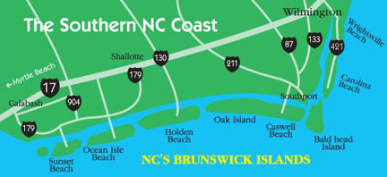 Bald Head Island Map Pdf Travel Guide