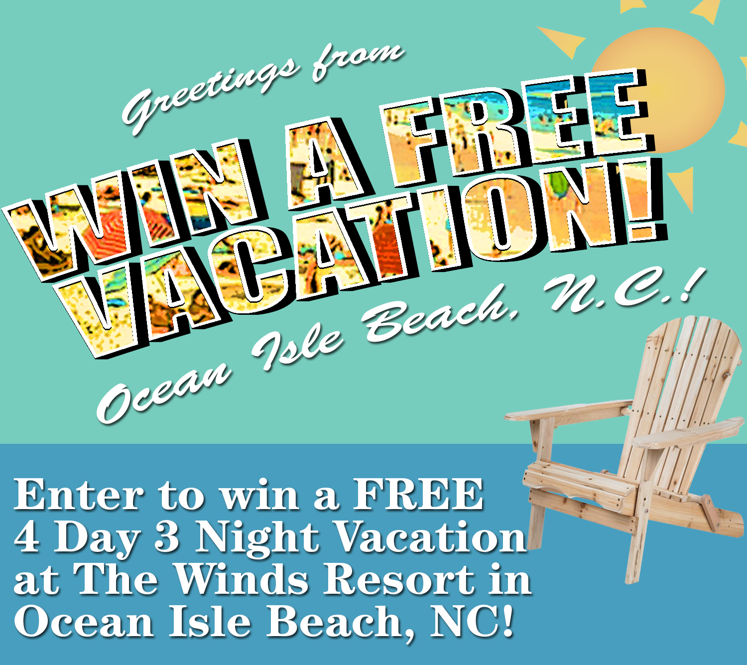 Enter To Win A Free Vacation Bald Head Island Nc