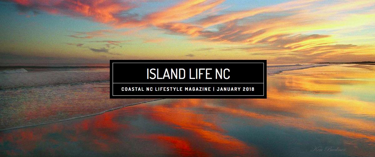 Island Life NC January 2018 Issue