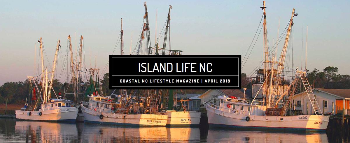Island Life NC April 2018