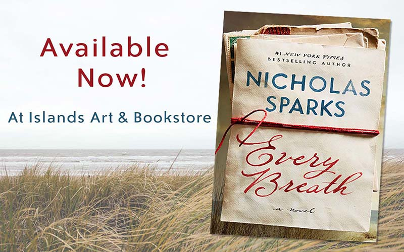 Nicholas Sparks Book Set In Sunset Beach Available Now Bald Head